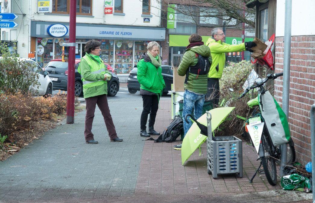 Comment soutenir Ecolo Fléron durant la campagne ?