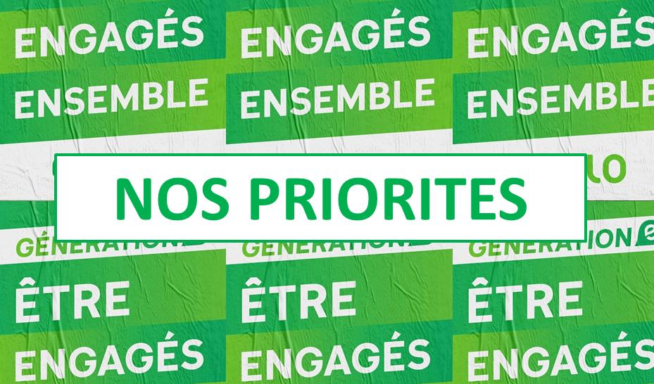 Programme élections communales 2018