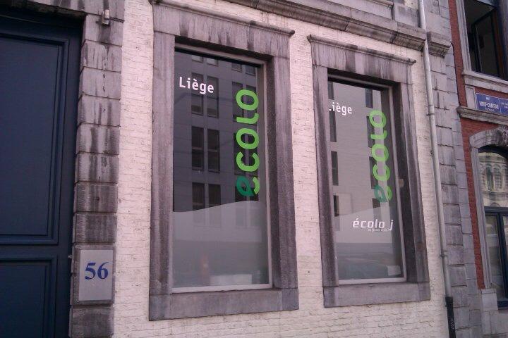 Ecolo régionale de Liège